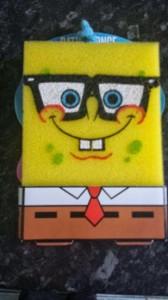 SpongeBob Square Sponge