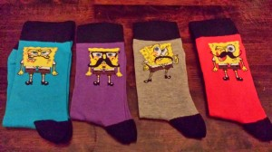 SpongeBob SquareSocks